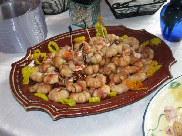 wedding shrimp